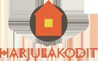 Harjulakodit logo